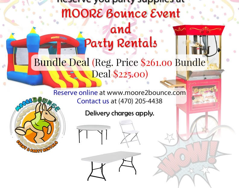 Moore Bounce Event & Party Rentals